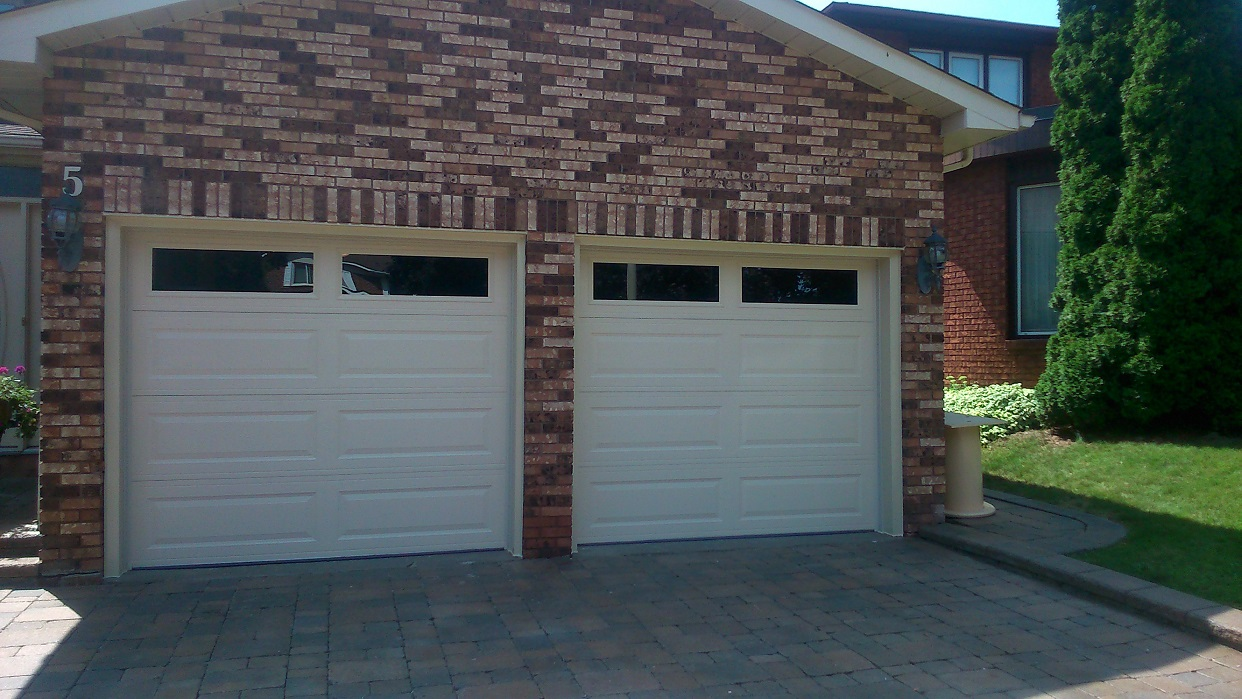 Residential gallery for Garage door service
