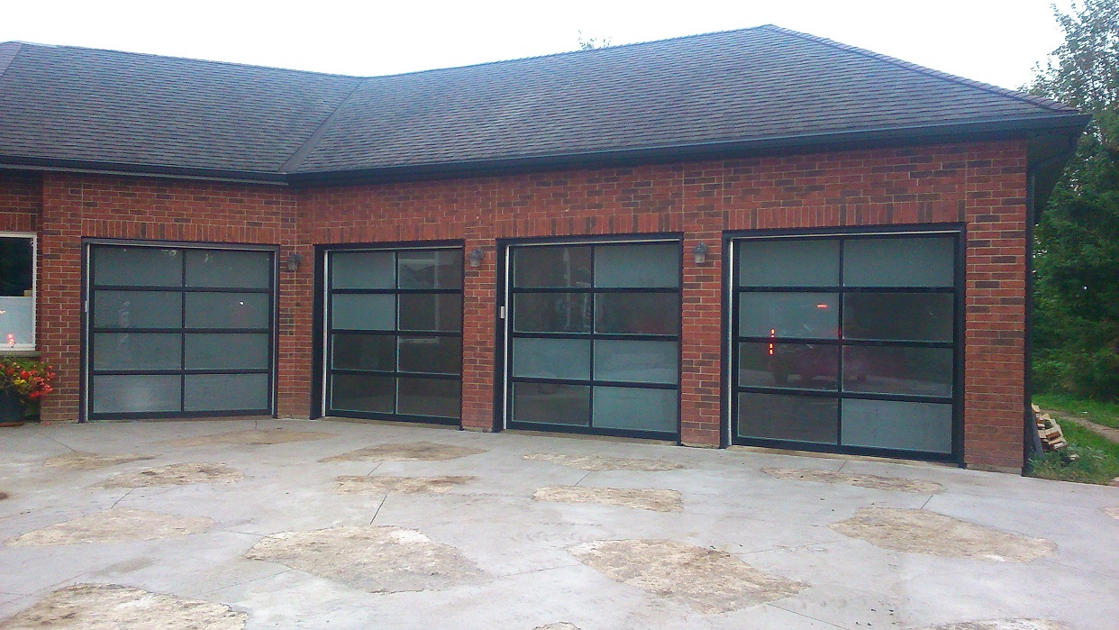 Residential gallery for Residential garage door repair